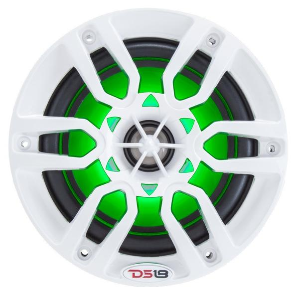 """DS18 NXL6 Marine Outdoor High End 6"""" Coaxial 300 Watts Speakers Pair Thumbnail 6"""
