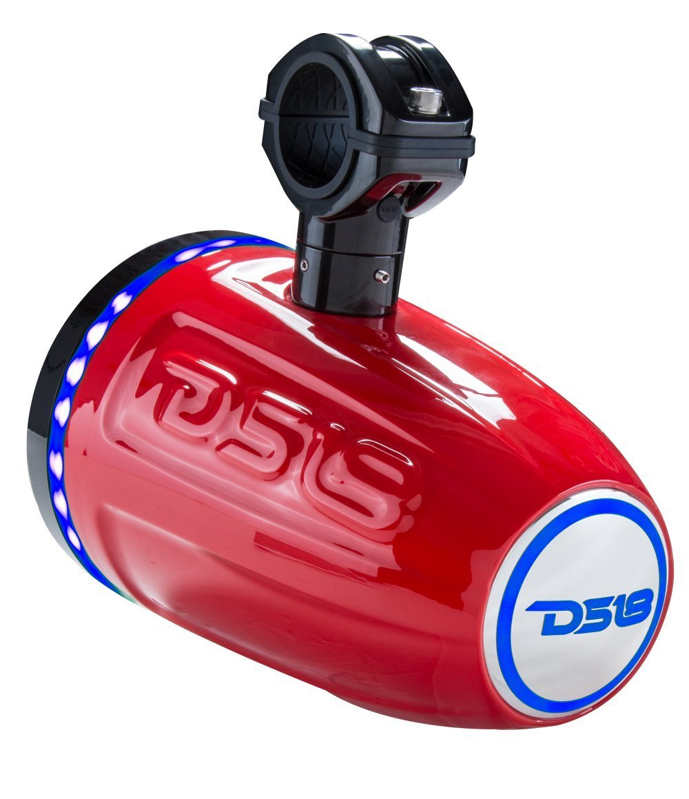 """DS18 NXL6TPR Marine Outdoor High End 6"""" Wakeboard Tower 300 Watts Speakers Pair"""