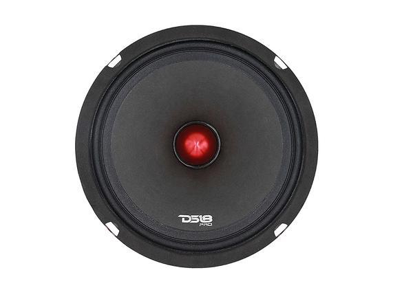 "DS18 PRO-HB6.4EDGE Car Audio 6.5"" 500 Watt Mid Range Subwoofer Speaker Single Thumbnail 6"