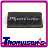 Lancia Y 10 1.1 PP1264 Pipercross Induction Panel Air Filter Kit