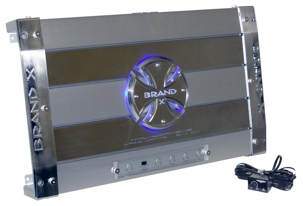 Brand x car audio