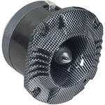 "Pyle Carbon Door / Dash Competition 300w Heavy Duty 4"" Car Bullet Tweeter PAIR"