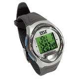Pyle Sports PECGW2 Digital Heart Rate Monitor Watch With Finger Touch Training