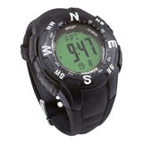 Pyle Sports Marathon Runners Running Watch Compass Pacer Chronograph Timer