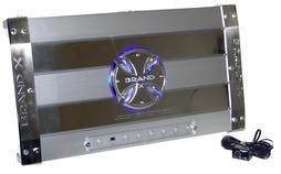 Brand X High Power 3 Channel 1900w Car Van 12v Speakers Amplifier Bridgeable