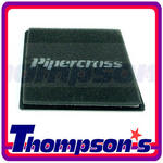 Ford Fiesta Mk7 1.6 TDCi 90bhp PP1743 Pipercross Induction Panel Air Filter Kit
