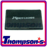 Fiat Uno 1.5 i.e. 75 MPi models PP46 Pipercross Induction Panel Air Filter Kit