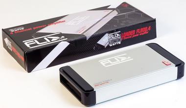 Fli Loaded FL800.4-F1 800W Power 4 Channel Stereo Car Speakers Amplifier Thumbnail 1