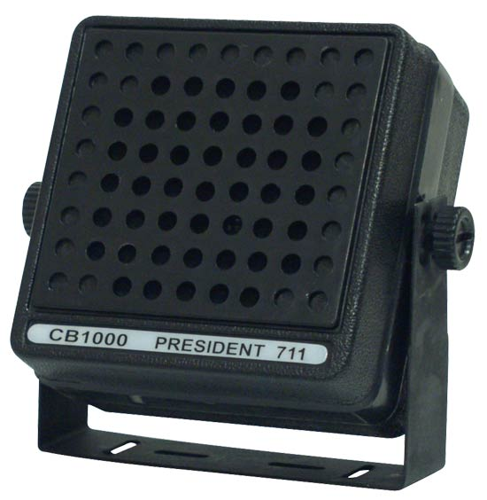 Pyramid CB1000 Communications CB Radio Extension Speaker 8 Ohm 25w WaterProof
