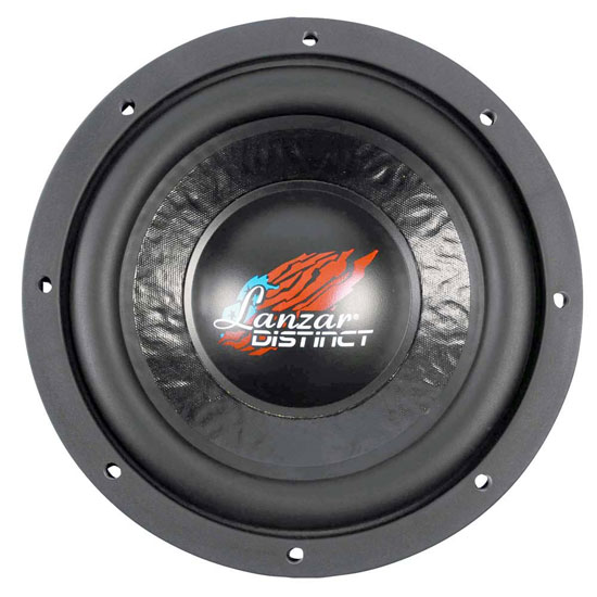 "Lanzar Distinct DVC 4 Ohm 10"" 1000w SPL SQ Car Subwoofer Sub Woofer Bass Driver"