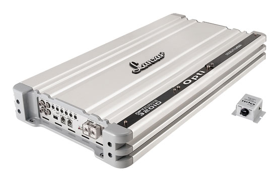 Lanzar OPTI3201D Class-D Digital MonoBlock Mono 3200W Amplifier Car Sub Amp