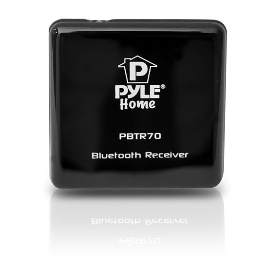 Pyle PBTR70 Bluetooth A2DP Audio Adapter Receiver 30-Pin Apple Connector Dock