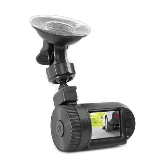 Pyle HD Hi Res Dash Camera 1080p LCD Image Video Recording With Built in Mic