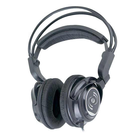 Pyle Professional Digital Stereo Closed Back Headphones DJ Keyboard Amp Ipod