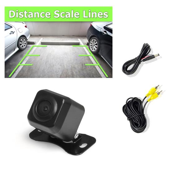 Pyle PLCM37FRV Pyle Car Camera W/ Front And Rear View