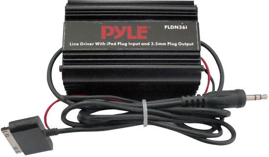 Pyle PLDN36I Pyle Line Driver
