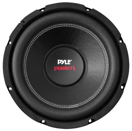 Pyle PLPW6D 6.5'' 600 Watt Dual Voice Coil 4 Ohm Subwoofer
