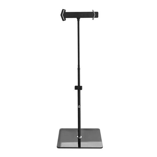 Pyle PMKSPAD6LK Secure Anti-Theft Lock Lockable Tablet Stand Holder Adjustable
