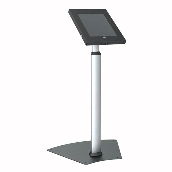 Pyle PSPADLK55 Universal Anti-Theft iPad Stand Kiosk / Holder / Display Case