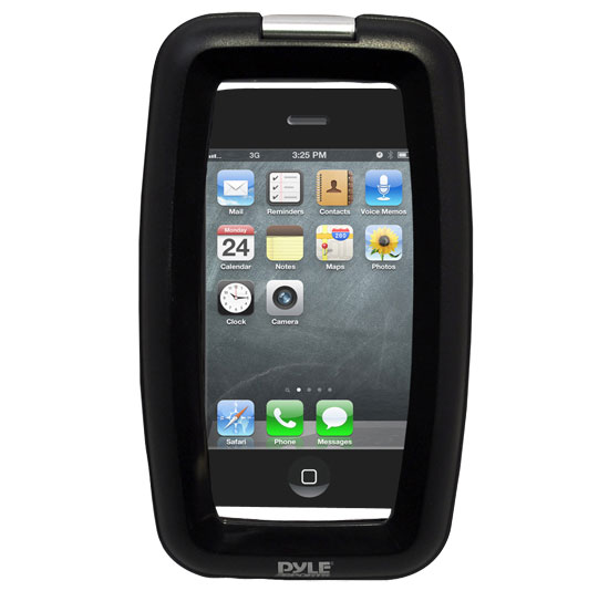 Pyle PWSIC20 Universal IPX-7 WaterProof Sport Case iPhone Android Smartphone