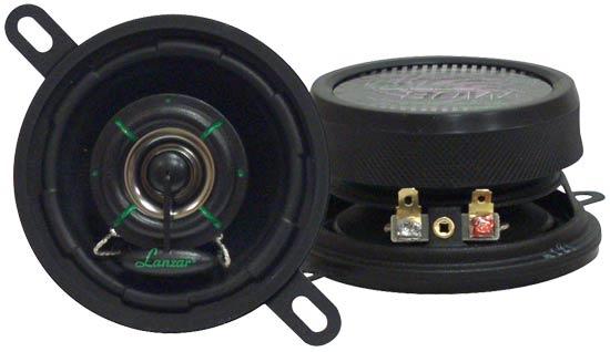 Lanzar VX320 VX 3.5'' 2-Way Coaxial Full Range Car Van Door Shelf Speakers