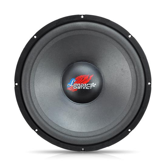 Lanzar DCTOA8D Distinct Open Air DVC Distinct Series 8-Inch High Power IB Open Free-Air 4 Ohm Subwoofer DVC Thumbnail 2