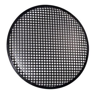 """Pyramid Steel Protective Subwoofer Sub Speaker Grills Grilles 10"""" Inch Pair Thumbnail 1"""