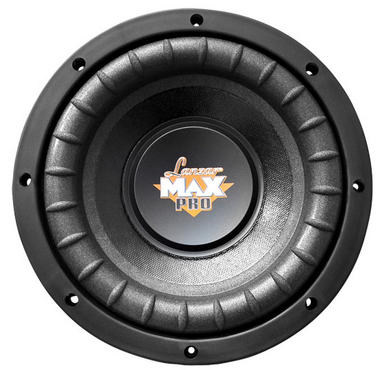"""Lanzar Max Pro Mid Bass Driver 8"""" 4 Ohm 800w In Car Audio Subwoofer Sub Woofer Thumbnail 2"""