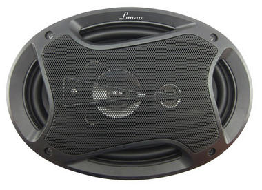 "Lanzar MAX 6x9"" Inch Oval 680w Coaxial Four Way Pair Of Car Door Shelf Speakers Thumbnail 2"