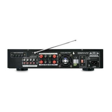 Pyle P2002ABTI Pyle Pro 2000w Receiver Bluetooth Ipod Stero Hi-Fi Amp Amplifier Thumbnail 2