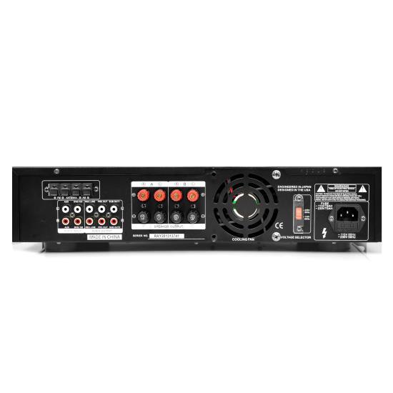 Pyle P3002AI Pyle Pro 3000w Hybrid Hi-Fi Stereo Receiver Amp Amplifier iPod Dock Thumbnail 3