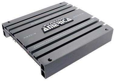 Pyramid PB2518 3000w 2 Two Channel Bridgeable Full Range Car Amp Amplifier Thumbnail 1