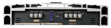 Pyramid PB2518 3000w 2 Two Channel Bridgeable Full Range Car Amp Amplifier Thumbnail 2