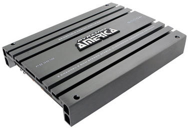 Pyramid PB3818 5000w 2 Channel Stereo Full Range Bridgeable Car Amplifier Amp Thumbnail 1