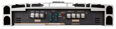 Pyramid PB3818 5000w 2 Channel Stereo Full Range Bridgeable Car Amplifier Amp Thumbnail 2