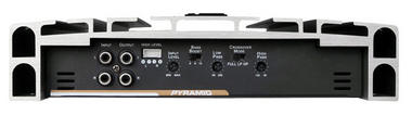 Pyramid PB3818 5000w 2 Channel Stereo Full Range Bridgeable Car Amplifier Amp Thumbnail 3