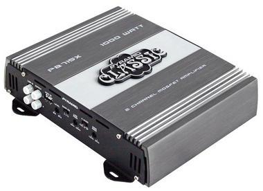 Pyramid PB715X 1000 Watts 2 Channel Bridgeable Car Amplifier Thumbnail 1