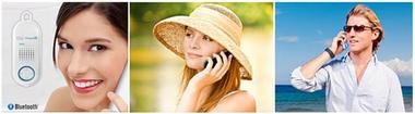 Pyle PBTWP24WT Surf Sound 2-in-1 WaterProof Bluetooth Wireless Speaker Handset Thumbnail 6