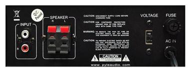 Pyle-Home PCA3 Pyle Mini Computer Stereo Mini Power Amp 2 x 75W Thumbnail 3