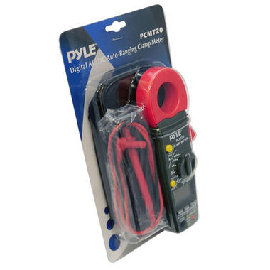 Pyle-Meters PCMT20 Digital AC DC Auto-Ranging Clamp Meter Multimeter Thumbnail 5