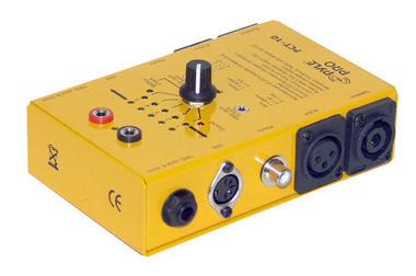 Pyle-Pro PCT10 8 Plug Pro Audio Cable Tester Thumbnail 2