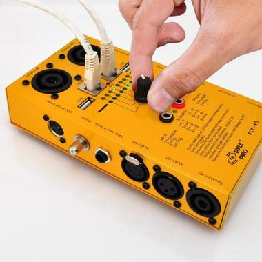 Pyle-Pro PCT40 12 Plug Pro Audio Cable Tester Thumbnail 6
