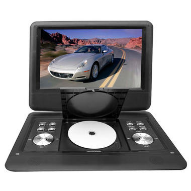 "Pyle-Home PDH14 14""Portable Tft/Lcd Monitor W/ Dvd Thumbnail 2"