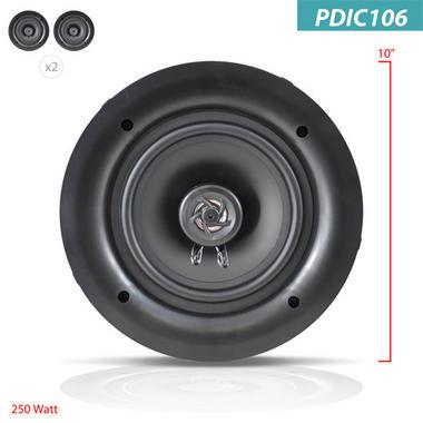 "PYLE-HOME PDIC106 10"" IN CEILING SPEAKER Thumbnail 2"