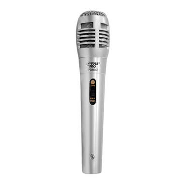 Pyle-Pro PDMIK1 Professional Moving Coil Dynamic Handheld Microphone Thumbnail 1
