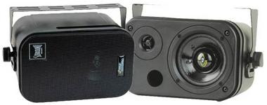 "Pyle-Home PDMN38 Mini 8Ohm Monitor W/3.5"" Woofer Thumbnail 1"