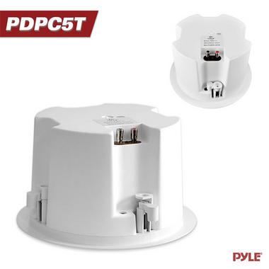 "Pyle-Home PDPC5T Pyle 5.25"" Transformer Ceiling Speaker Thumbnail 3"