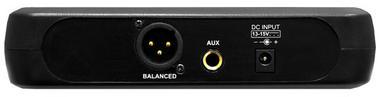 PylePro PDWM1904 Premier Series Professional UHF Wireless Body-Pack Transmitter Microphone System Thumbnail 3