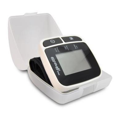 Pyle PHBPBW40BK Bluetooth Smart Blood Pressure Monitor Black Thumbnail 4