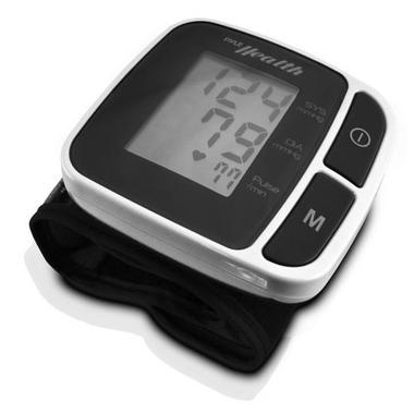 Pyle PHBPBW40BK Bluetooth Smart Blood Pressure Monitor Black Thumbnail 3